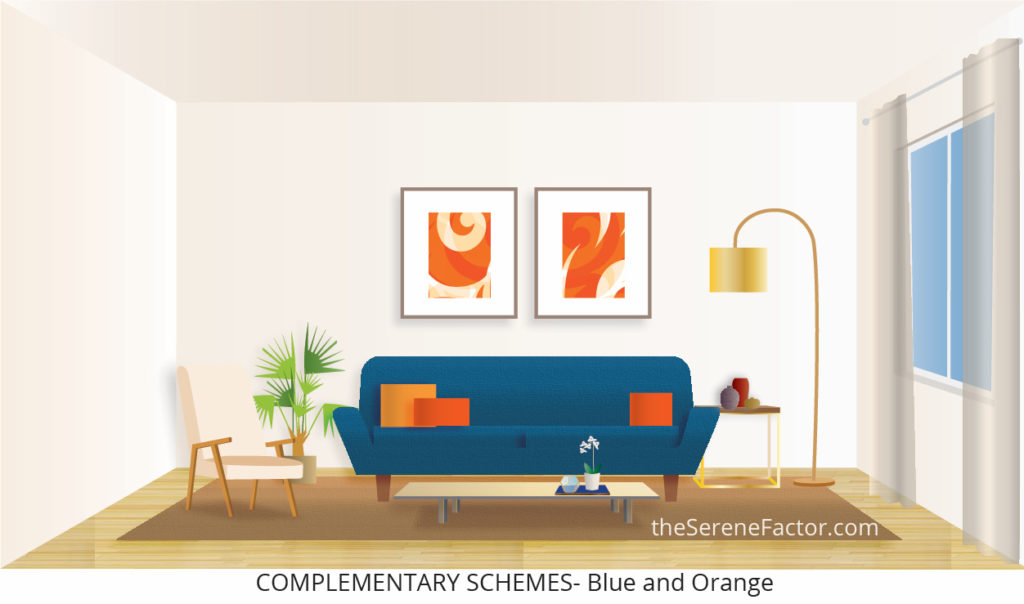 Interior Design Color The Serene Factor