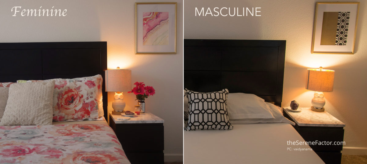 Bedroom Design for a Couple